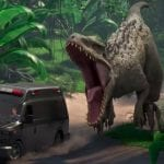 Trailer drops for jurassic world camp cretaceous netflix's new animated dinosaur series