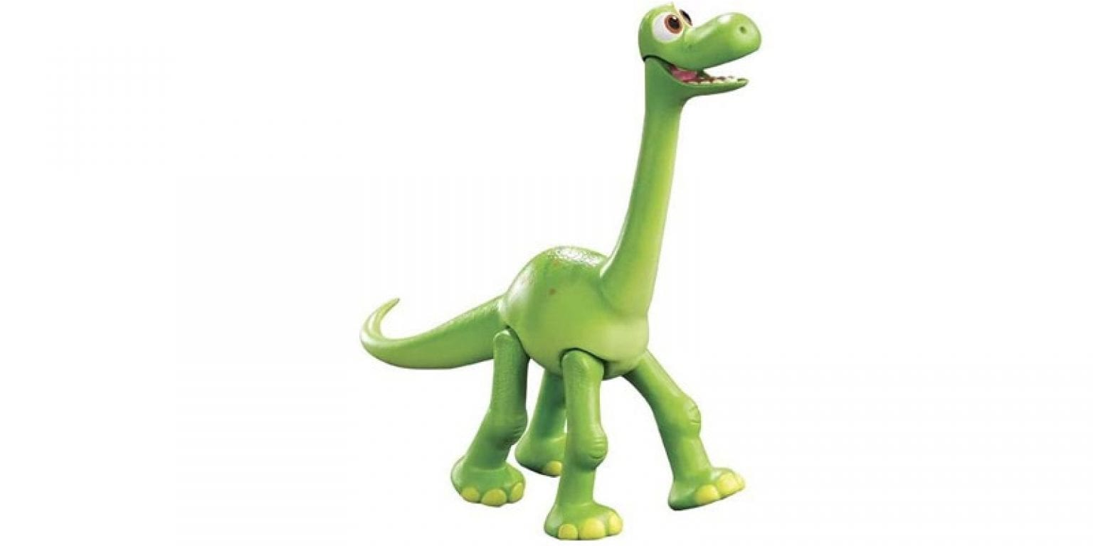 7. TOMY Disney The Good Dinosaur Young Arlo Action Figure