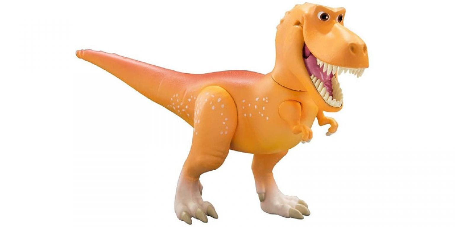 6. TOMY The Good Dinosaur Extra-Large Figure Ramsey