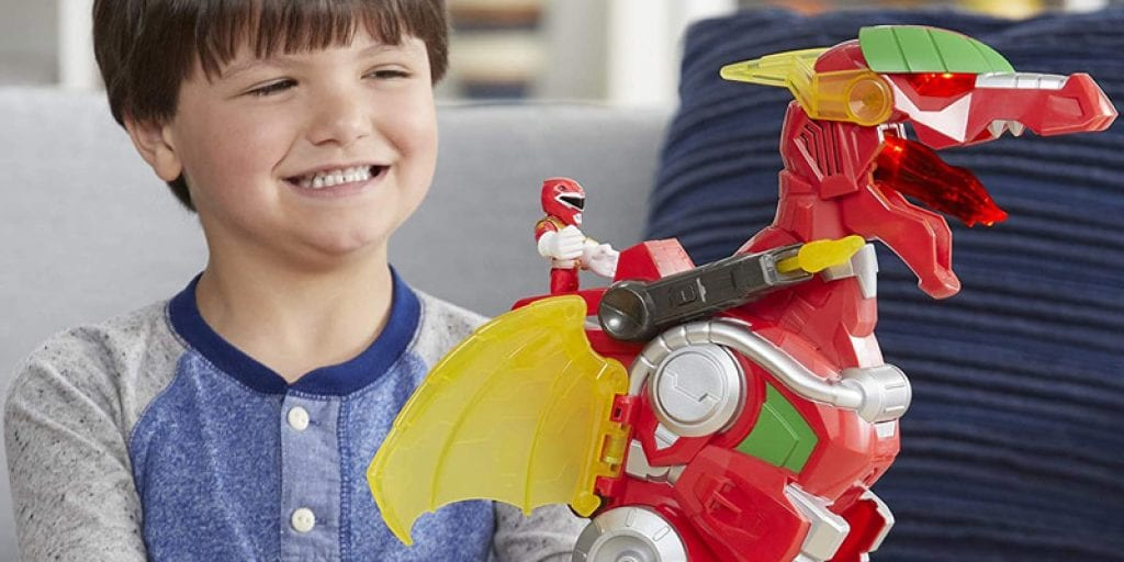 Best Power Ranger dinosaur toys