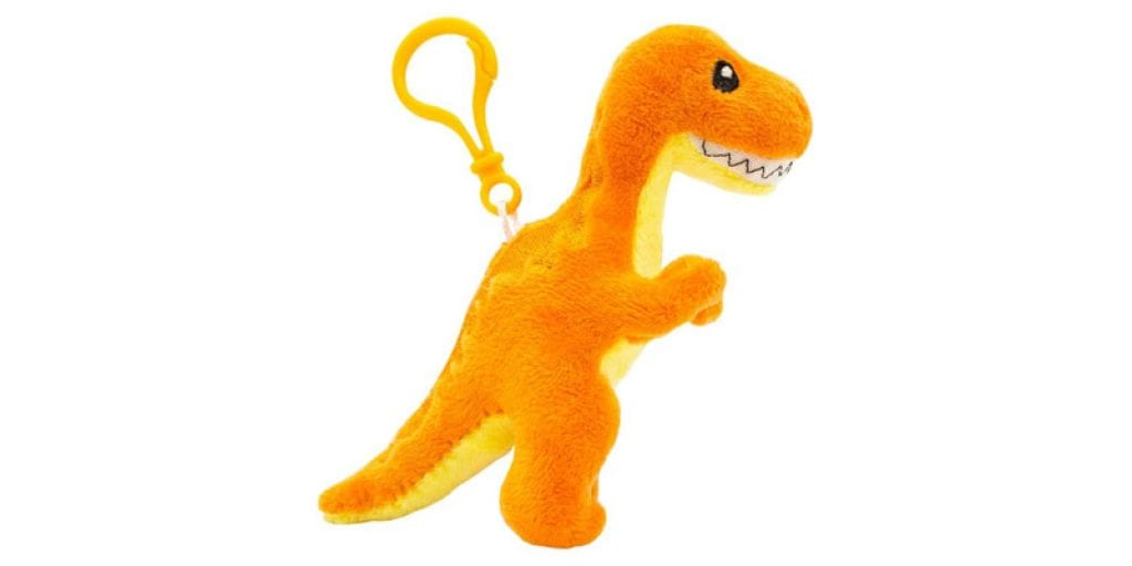 Scentco Dino Dudes Backpack Buddies Scented Plush T-Rex