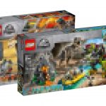 All-new LEGO Jurassic World sets for 2021 feature all-too familiar dinosaurs