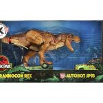 Jurassic Park meets Transformers in all-new cross-over toys from Hasbro