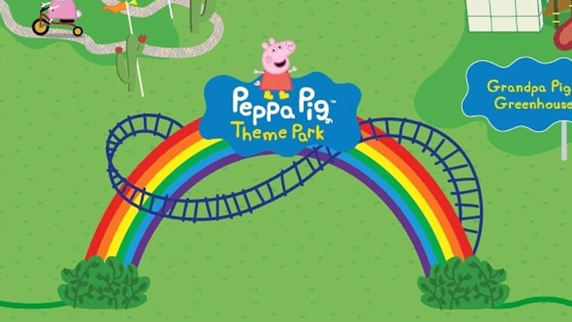 Peppa Pig Theme Park Coming to Florida Next Year
